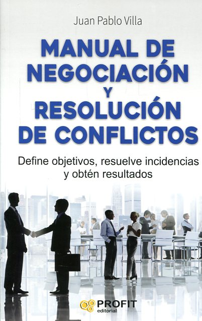 MANUAL DE NEGOCIACION Y RESOLUCION DE CONFLICTOS