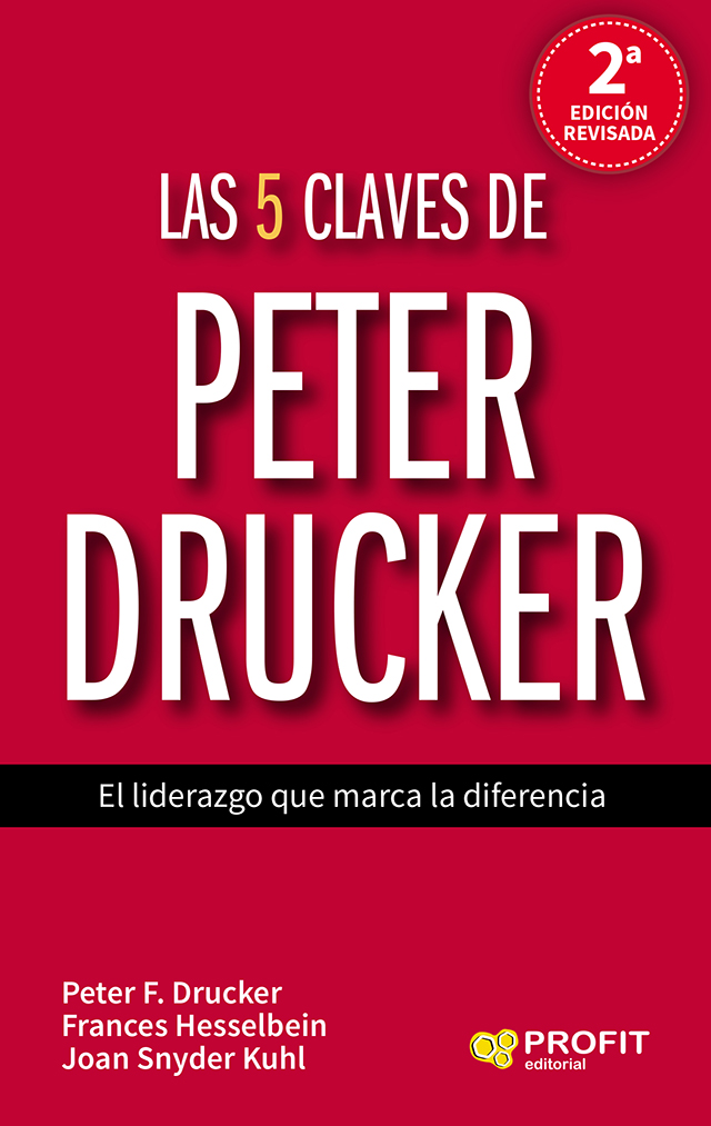 5 claves de Peter Drucker, Las