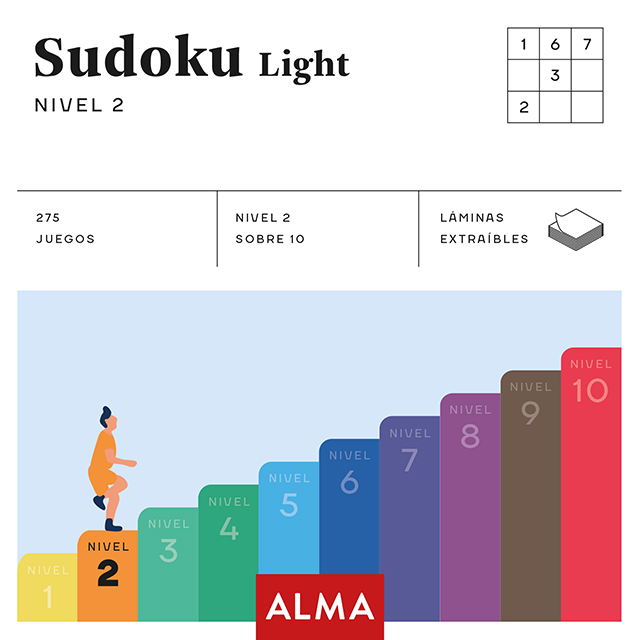Sudoku light nivel 2