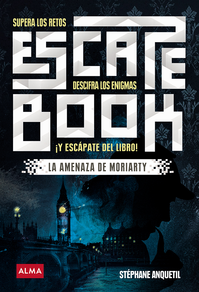 Escape Book, laamenaza de Moriarty