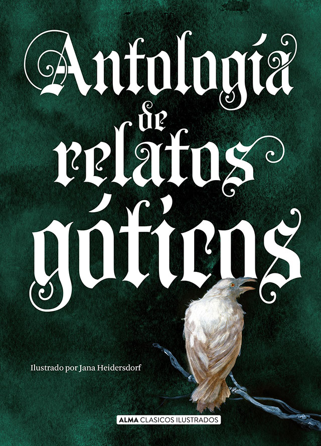 Antologia de relatos goticos